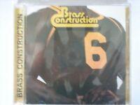 CD Album Brass Construction(6) 1980 New/Neuf S/S Sealed