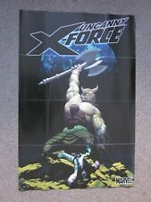 Marvel Comics X-Force Uncanny X-Force Simon Bisley Marvel Superhero Poster 36x24