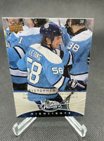 2008-09 Upper Deck Winter Classic Penguins Hockey Card #WC5 Kristopher Letang