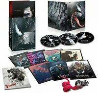 Venom Premium Steel book Edition 4K ULTRA HD Blu-ray 4547462120113 BPBH-01214
