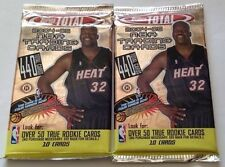 2x 2004-05 Topps Total Basketball HOBBY Pack Quantity Discount Available