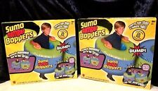 Lot Bouncy Bumper Boppers Toy Tumbling Inflatable Kids Sumo Unisex Toysrus Xmas
