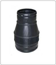 "Duct Reducer joiner 8"" Inch (200MM) to 6"" Inch (150MM) Ventilation heating duct"