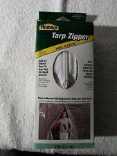 #0158 Tarp Zipper Peel & Stick