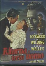 Ritorna il terzo uomo (1952) DVD