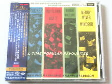 Knappertsbusch All-Time Popular Favourites SACD Hybrid TOWER RECORDS JAPAN