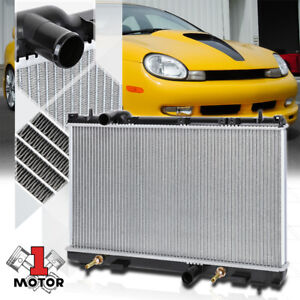 Aluminum Radiator OE Replacement for 00-04 Dodge/Plymouth Neon 2.0 AT dpi-2362