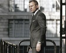 8x10 Print Daniel Craig Skyfall 2012 #DC332