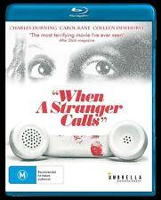 When A Stranger Calls (DVD 2014)