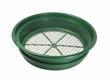 """New listing Se Patented Stackable 13-1/4"""" Sifting Pan, Mesh Size 1/2"""" - Gp2-12 1/2 inch"""