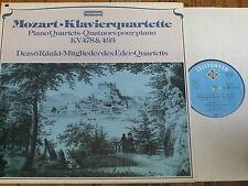 6.42523 AW Mozart Piano Quartets Nos. 1 & 2 / Ranki / Eder Quartet