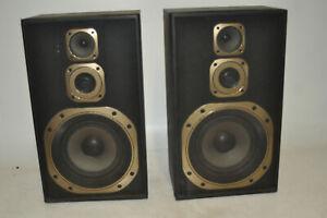 Universum VTCF-CD4606 Lautsprecher Boxen HiFi Audio Speaker Loudspeaker CD 4606