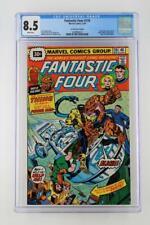 Fantastic Four #170 - CGC 8.5 VF+ Marvel 1976 - Luke Cage 30 Cent Variant