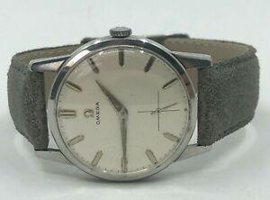 Vintage Omega 14713 Mens Watch 1961 Cal.265