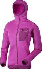 NEW Dynafit Thermal Polartec Fuschia Womens XS Ski Fleece Layer Jacket Ret$150