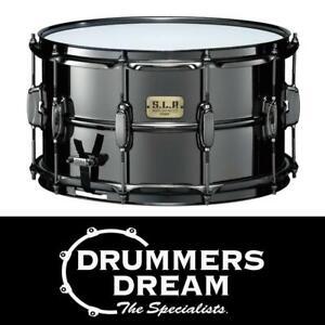 "Tama S.L.P 15"" x 8 'MONSTER' Big Black Steel Snare Drum SAVE $150 OFF RRP$599!"