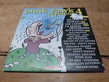 Various – Punk Rawk Explosion 4  !! PROMO CD
