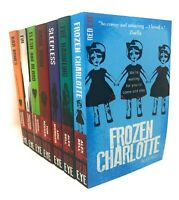 Red Eye Series 7 Books Set Collection - Frozen Charlotte, Flesh and Blood ...