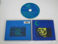 POEMS FOR LAILA/LA FILLETTE TRISTE(POLYDOR 849 093-2) CD ALBUM