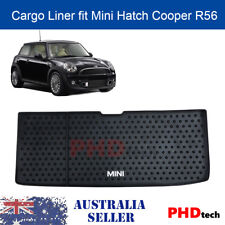 Tailor Made All Weather Rubber Cargo Liner for Mini Hatch Cooper 2 door R56/LCI