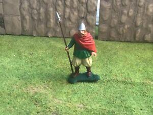 Viking Warrior. 54mm painted plastic. Emhar