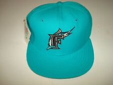 FLORIDA MARLINS NEW ERA 1994 DEADSTOCK VINTAGE 90S  HAT CAP FITTED 7 1/8