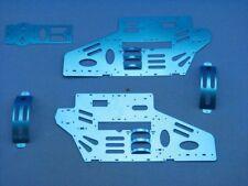 Gehäusebleche blau RC Heli FXD A68690 Raging Monster-25262