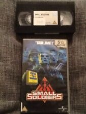Small Soldiers - Big Box Vhs 100s More Pre Cert Vhs In My Shop