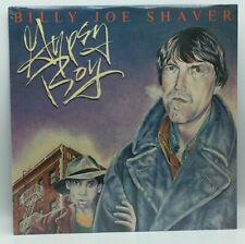 "BILLY JOE SHAVER -GYPSY BOY- VINTAGE LP - 12"" FACTORY SEALED"