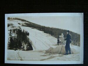 Winter Sports - Lac Beauport, Quebec , Canada (RP)