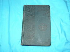 Antique Vintage Book Our Mutual Friend by Charles Dickens NY 1889