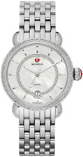 MICHELE - Ladies CSX Elegance Diamond Stainless Steel Watch - MWW03T000035