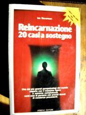 REINCARNAZIONE 20 casi a sostegno IAN STEVENSON LIBRO Edizione 1976
