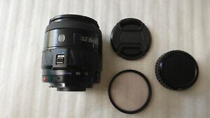 Minolta AF 28-80mm f/4-5.6 Lens for Sony A Mount, Uv filter, Good condition.