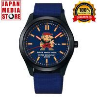 Seiko Alba ACCK422 Super Mario Bros. Collaboration Limited Edition Quartz Watch