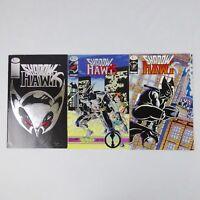 Shadow Hawk #1, #2 & #3, Image Comics 1992