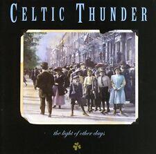 Celtic Thunder - Light of Other Days [New CD]