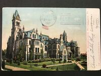 Vintage Postcard>1907>University of Pennsylvania>Philadelphia>Pa