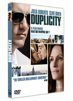 Duplicity DVD NEUF SOUS BLISTER Julia Roberts, Clive Owen