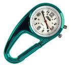 Pocket Fob Watch Relda Clip On Belt Doctors Nurses Carabiner Light Backlight