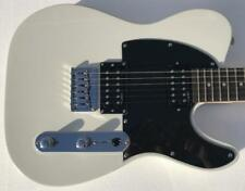 Dean NashVegas Hum Hum Vintage White Electric Guitar Free Shipping USA
