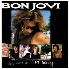 This Ain't A Love Song by Bon Jovi CD Single