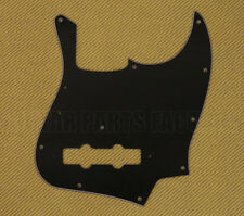 005-5252-049 Genuine Fender '75 Vintage RI Jazz J Bass 3-ply Black Pickguard