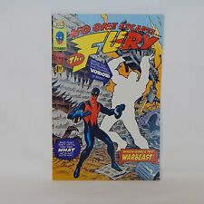 The Fury #2  Image Comics Comic Book 1993
