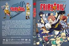 ANIME DVD~ENGLISH DUBBED~Fairy Tail(1-277End+2 Movie)FREE DHL EXPRESS SHIPPING