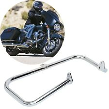 Chrome Crash Bar Engine Guard Rail For 97-08 Harley Davidson Touring Road King