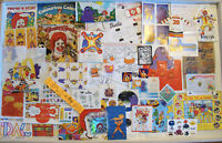 McDonald's Vintage Lot of Happy Meal Premiums Giveaways Treat of the Week D