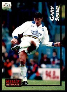 Merlin Ultimate Premier League (95-96) Gary Speed Leeds No. 90