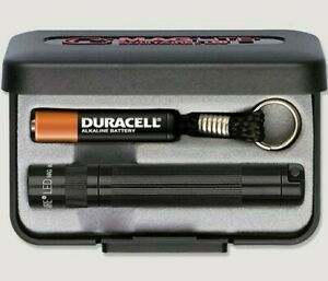 MAGLITE SOLITAIRE LED Torch 1 AAA Black, Presentation Box 47 Lumens