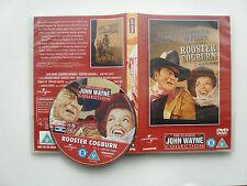 ROOSTER COGBURN & TRUE GRIT BOTH STARRING JOHN WAYNE